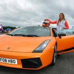 Valerie Chaisson at The Supercar Event