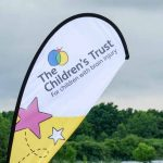 The Children's Trust flag