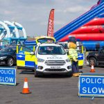 Police at The Supercar Event